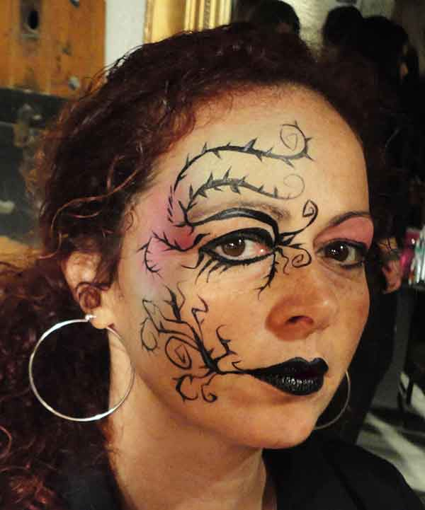 Face-Paint-ADULTS_Thorns-woman