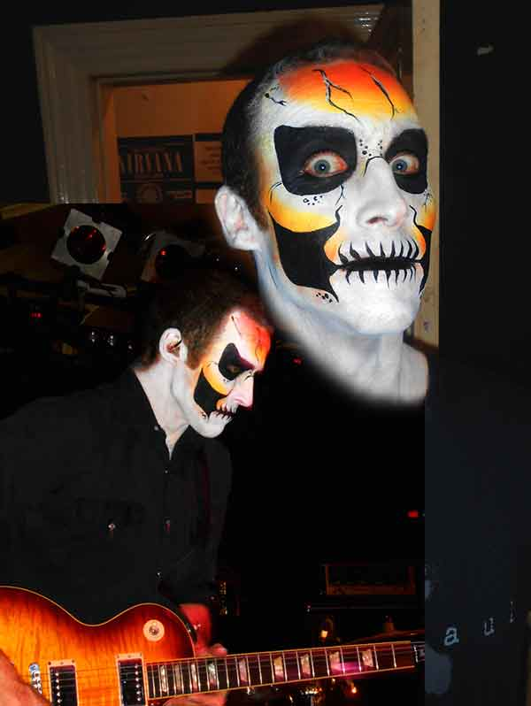 Face-Painting-Adult-Band-guitarist-collage