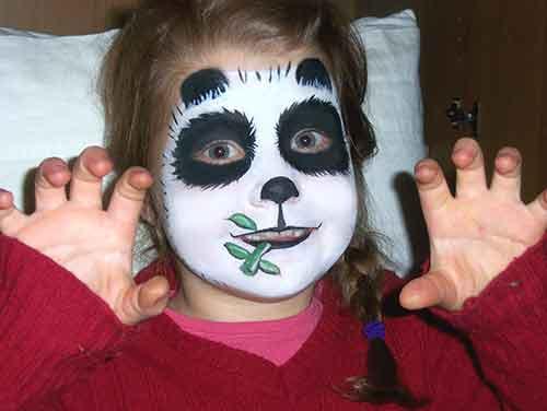 face-paint-KIDS_Panda-girl