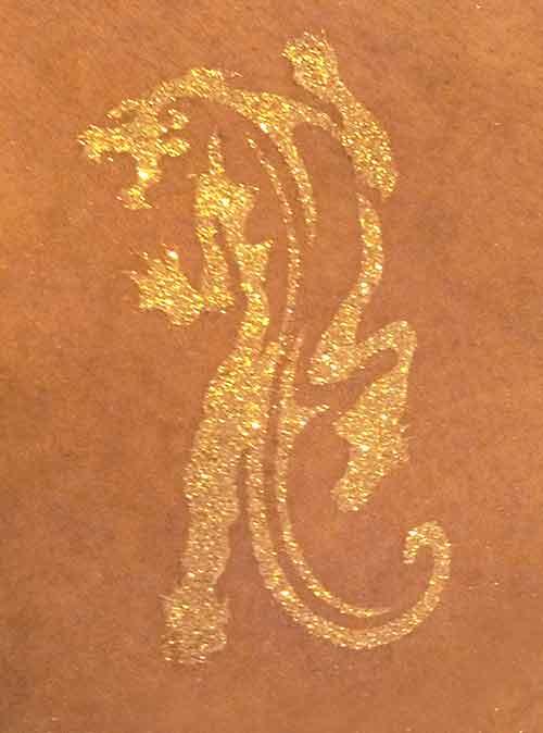 glitter-tattoo-panther-gold
