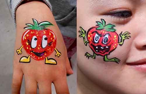 strawberry-good-evil